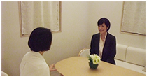働きかた相談室およびコーチング等を活用したコミュニケーションサポート